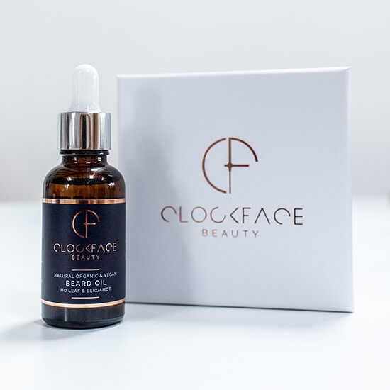 Clockface Beauty – Mens Beard Oil 3