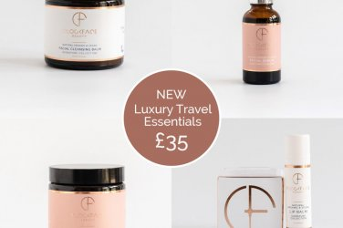Luxury Travel Essentials Minatures Collections for Men and Women